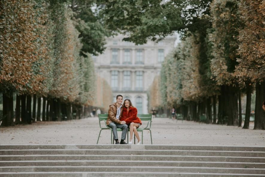 Jardin des Tuileries - Сад Тюильри, Фотограф PhilArty