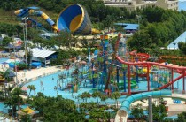 Аквапарк Chimelong Water Park в Гуанчжоу, Китай